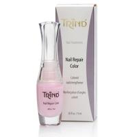 Лаки для ногтей, базовые и верхние покрытия  TRIND Укрепитель ногтей 9 ml Nail Repair