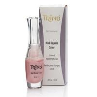 TRIND Укрепитель для ногтей без формальдегида розовый перламутр 9мл Nail Revive Pink Pearl